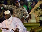 Gambian President-Elect to Be Sworn In in Senegal as Standoff Continues
