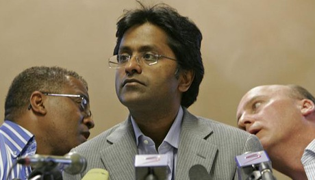Former Indian Premier League tournament (IPL) chairman Lalit Modi