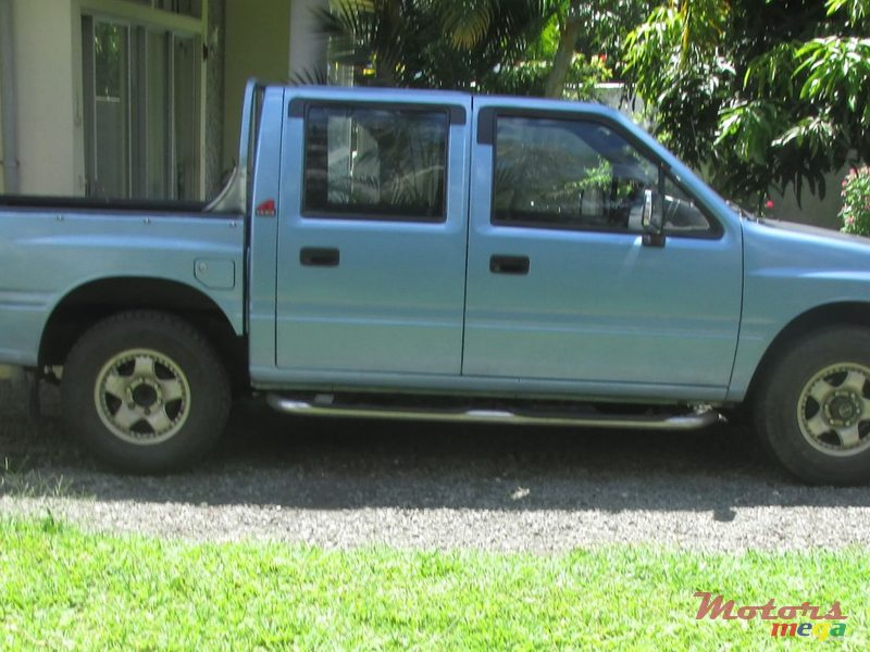 1991' Isuzu Rodeo Double cab pick up for sale - 97,000 Rs