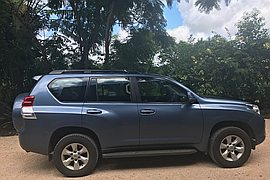 2011' Toyota Land Cruiser Prado