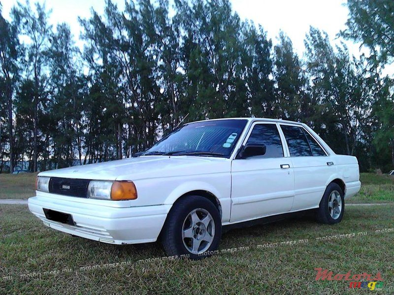 1990 Nissan Sunny B12 For Sale 55 000 Rs Bel Ombre Mauritius