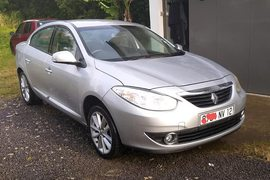 2012' Renault Fluence  1.6L MANUAL