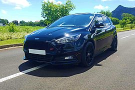 2018' Ford Focus ST