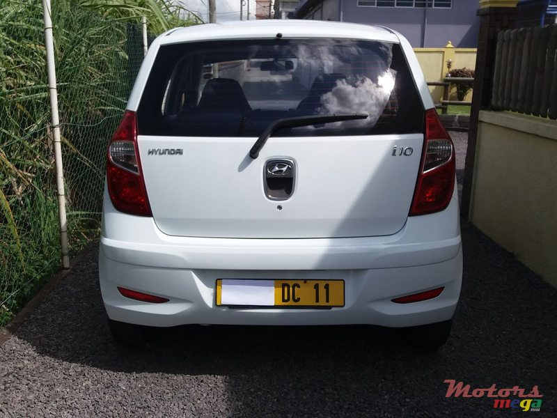 2011 Hyundai i10 (Manual) in Quartier Militaire, Mauritius