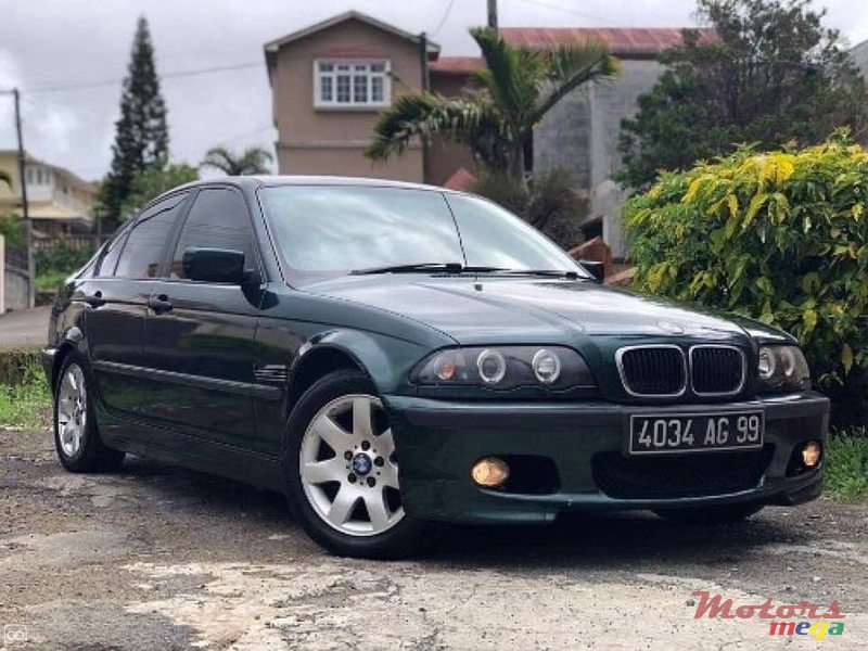 1999 BMW 3 Series E46 2000-2005 No modification en Curepipe, Maurice