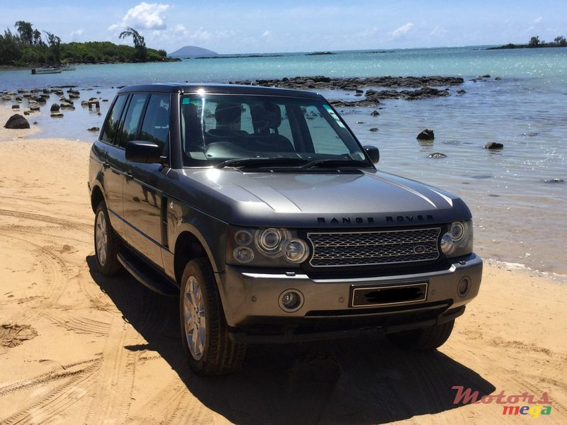 2007 Land Rover Range Rover Classic vogue in Grand Baie, Mauritius - 5