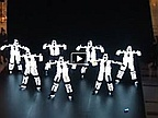 Video of the Day: Awesome LED Dance Show at the Mall