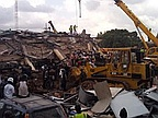 Ghana: Accra's Melcom Department Store Collapses