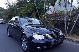 2006' Mercedes-Benz CL 180