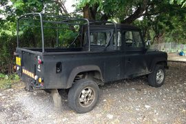 1992' Land Rover single cab pick up