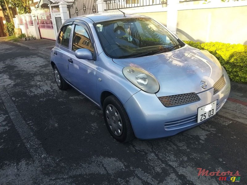 2003 Nissan March Ak12 in Port Louis, Mauritius - 2