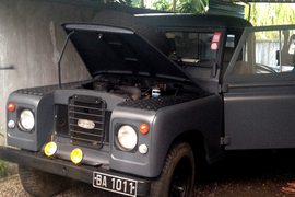 1977' Land Rover Discovery Series II