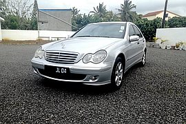 2004' Mercedes-Benz C180 K Manual 1.8L
