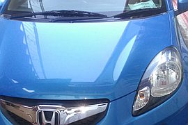 2013' Honda Honda Brio (Lady driven-Doctor