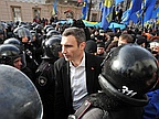 Boxing Champ Klitschko Emerges as Contender in Ukraine Crisis