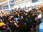 Video of the Day: Screaming Mobs Fight Over Televisions At Wal-Mart