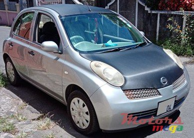 2004 Nissan March en Rose Hill - Quatres Bornes, Maurice - 6