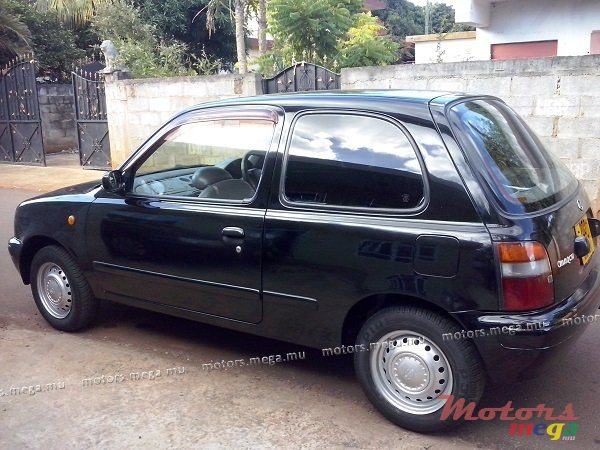 1997 39 nissan micra march ak11 for sale 128 000 rs terre rouge mauritius. Black Bedroom Furniture Sets. Home Design Ideas
