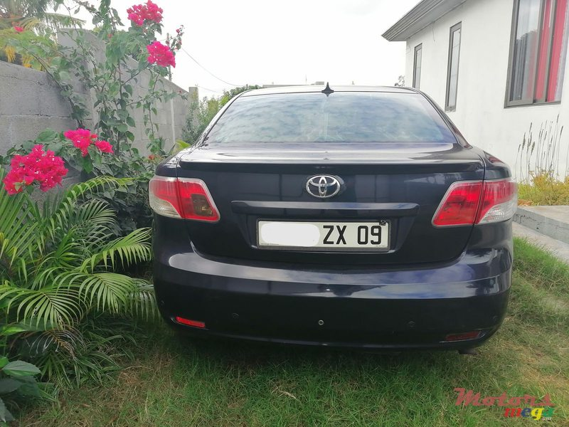 2009 Toyota Avensis in Port Louis, Mauritius - 4
