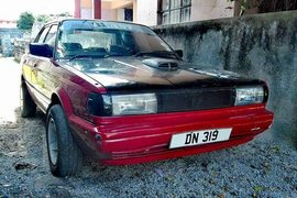 1989' Nissan Sunny Sound system .power steering