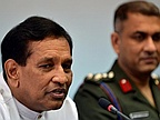 Sri Lanka's Rajapaksa 'Sought Army Help After Poll Defeat'
