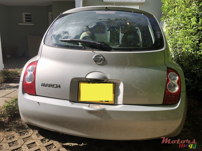 2006 Nissan March en Moka, Maurice - 2