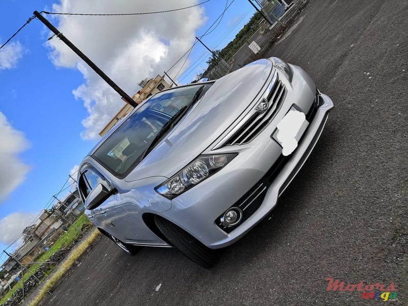 2013 Toyota Allion A15 1500cc in Rose Belle, Mauritius