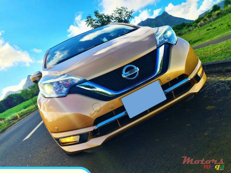 2017 Nissan Note E-power in Grand Baie, Mauritius - 7