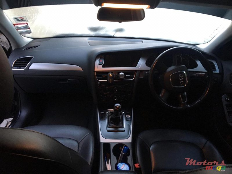 2011 Audi A4 Sedan 1.8TFSi 170HP in Roches Noires - Riv du Rempart, Mauritius - 6