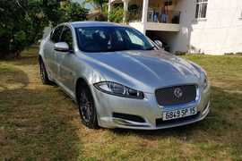 2015' Jaguar XF OEM Luxury
