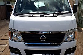 2012' Nissan URVAN GOODSVEHICLE WINDOW VAN
