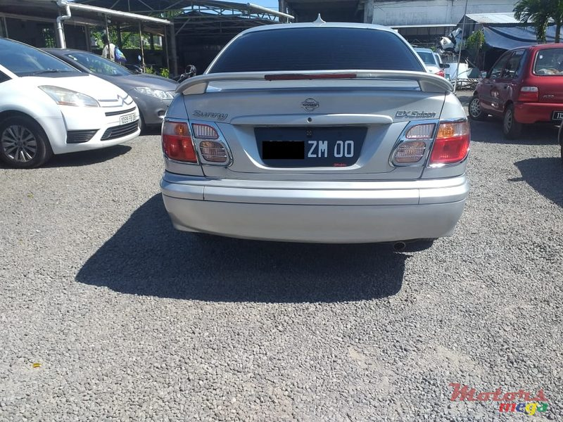 2000 Nissan Sunny N16 in Quartier Militaire, Mauritius - 5