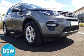 2015' Land Rover Discovery