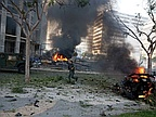 Powerful Blast Shakes Lebanese Capital