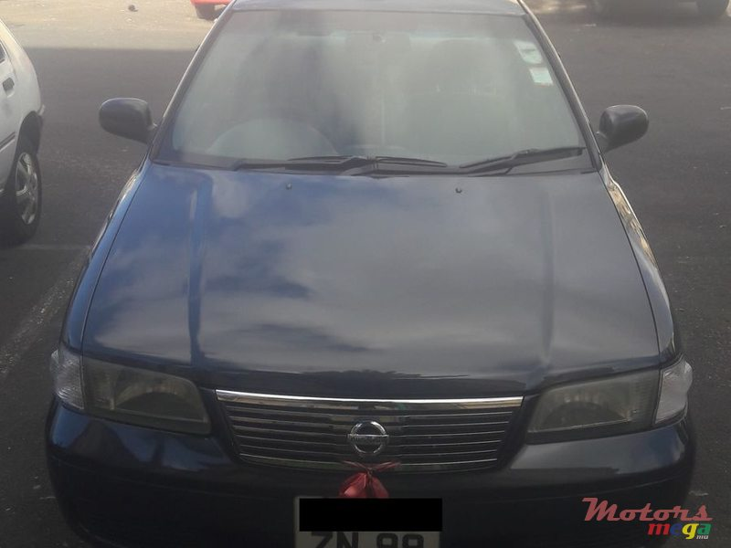 1999 Nissan Sunny in Curepipe, Mauritius