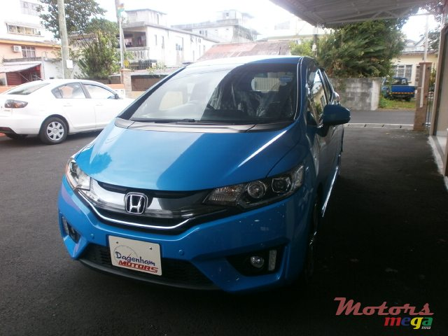2014 Honda Fit S PACKAGE in Curepipe, Mauritius