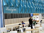 Aéroport: Airway Coffee Ejectée