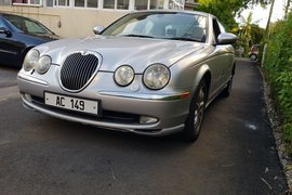 2003' Jaguar S-TYPE Auto