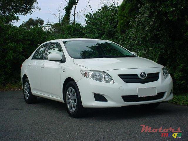 2008 Toyota Corolla ASCENT 1.8 LE en Port Louis, Maurice