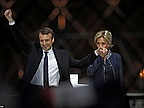 Emmanuel Macron: French president-elect to fight 'forces of division'