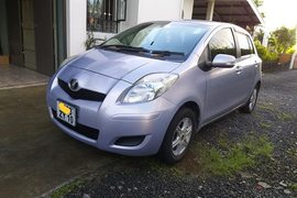 2010' Toyota Vitz AUTOMATIC JAPAN