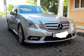 2010' Mercedes-Benz 250 Mostly