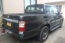 2009' Ssangyong Musso