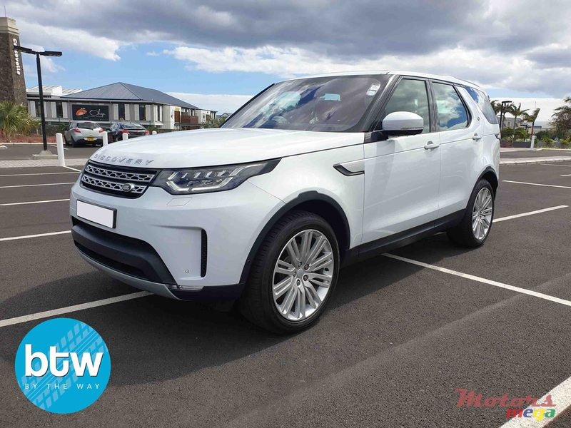 2017 Land Rover Discovery in Moka, Mauritius - 2