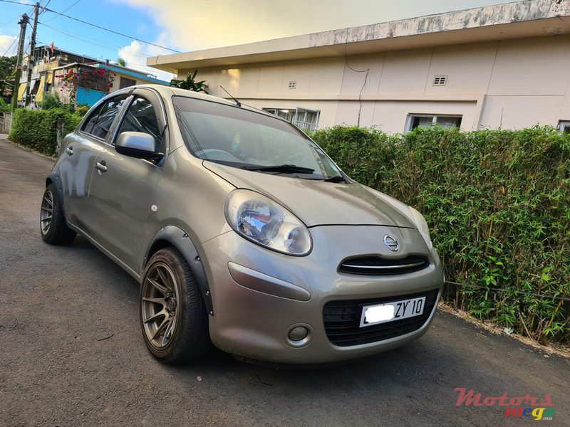 2010 Nissan March Automatic in Vacoas-Phoenix, Mauritius