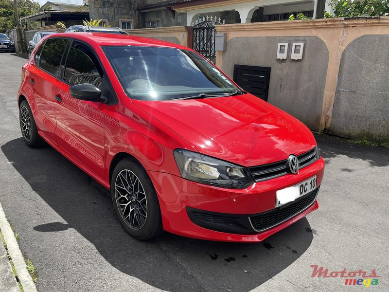 2010 Volkswagen Polo 1.4 Automatic en Curepipe, Maurice - 6