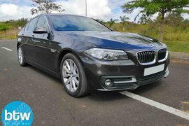 2015' BMW 520 i Limited Edition
