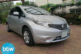 2013' Nissan Note