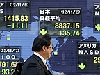 Asian Stocks Extend Losses as Bank of Japan Offers Gloomier Economic View