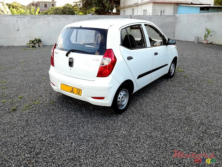 2012 Hyundai i10 Manual 1.1L in Roches Noires - Riv du Rempart, Mauritius
